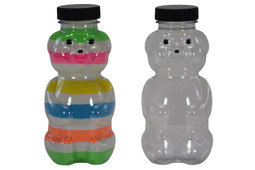 Bear Sand Art Bottle
