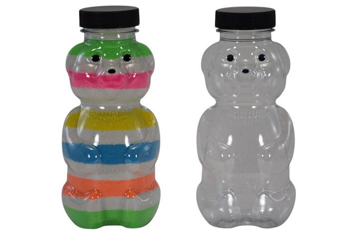 Bear Sand Art Bottle