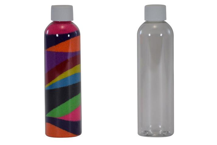 Sand Art Bullet Bottle 4 oz