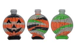 Fall Pumpkin sand art bottles 100ct