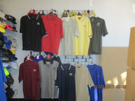 LOT #3-10 ASSORTED MEN'S SHIRTS WITH AUTOMOBILE MAKER'S LOGO