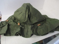 US Military SURPLUS ECW Hood w/ Synthetic Fur Ruff & lightweight lining-