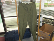 WOOL-M1951 TROUSERS, FIELD-MED/REG-NEW OLD STOCK-NO PATT/PROD DATES LISTE[W1003]