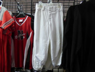 YOUTH/CHILD BASEBALL/SOFTBALL White Pants by Rawling NEW!!