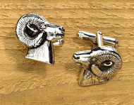 Rams Head Cufflinks