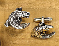 Alligator Cufflinks