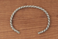 Sterling twist 4mm