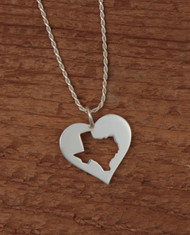 LOVE TEXAS PENDANT