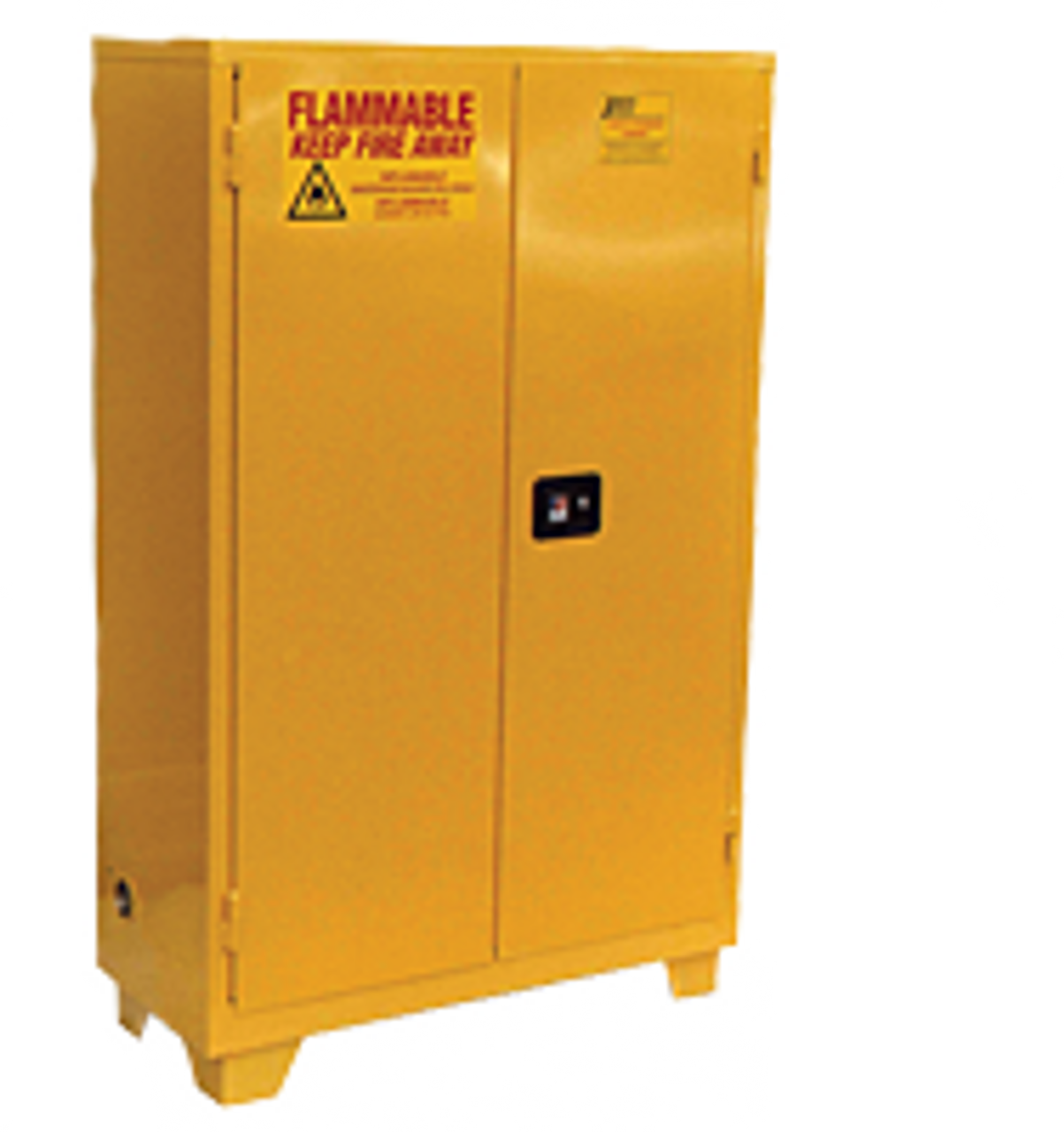 High Quality Jamco Safety Cabinet   30 Gallon Forkliftable   Self Close