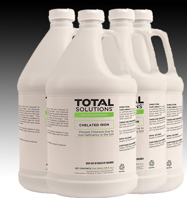 Chelated Iron - Fertilizers (4 x 1 Gal. Case)