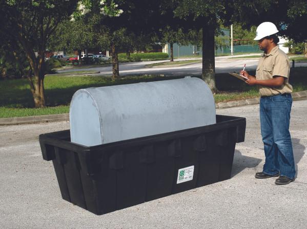 Tank Containment Sump - Ultra 275 - No Drain