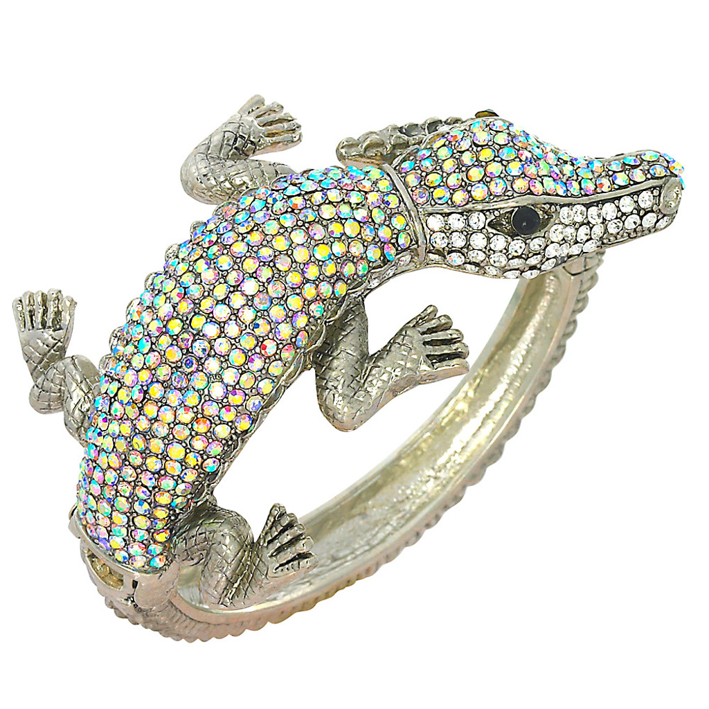 Our Fearless Alligator Bracelet