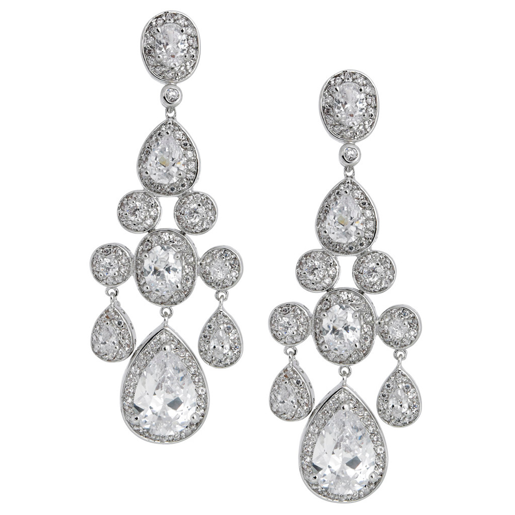 Gabriella's Prom Earrings