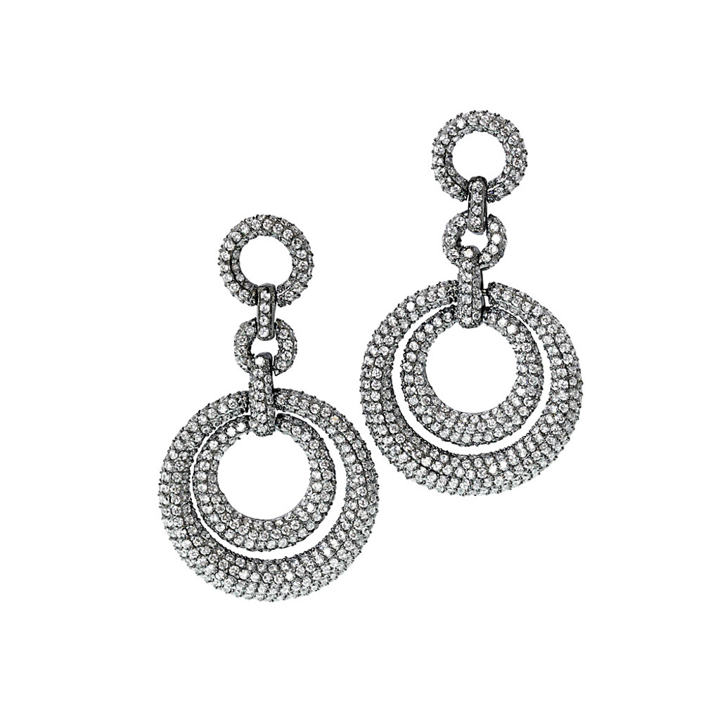 Links and Hoops Earring