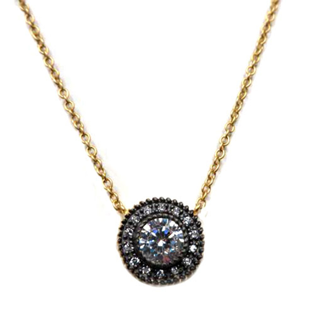 Freida Rothman's Off To The Hamptons Gold Necklace