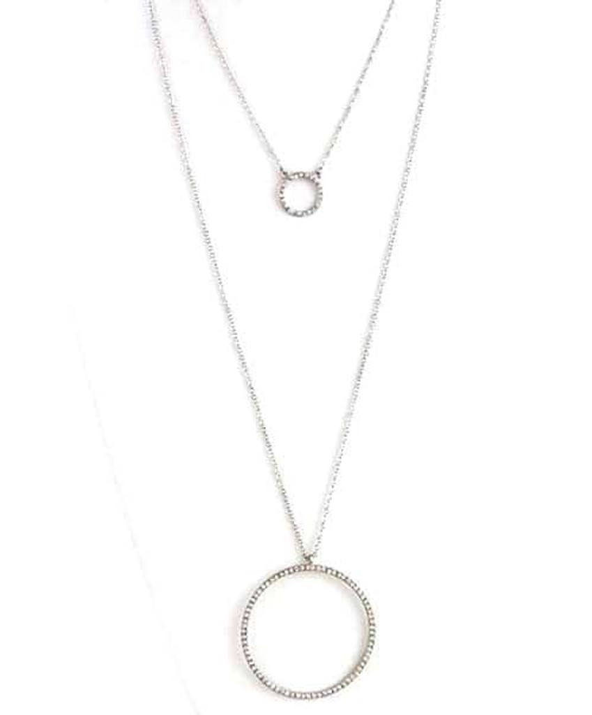 """""""I've Come Full Circle"""" Layered Necklace"""