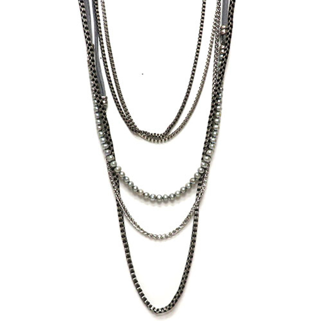 Layered and Lux Necklace