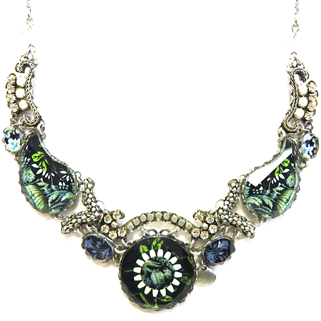 Rain Forest Fantasy Necklace