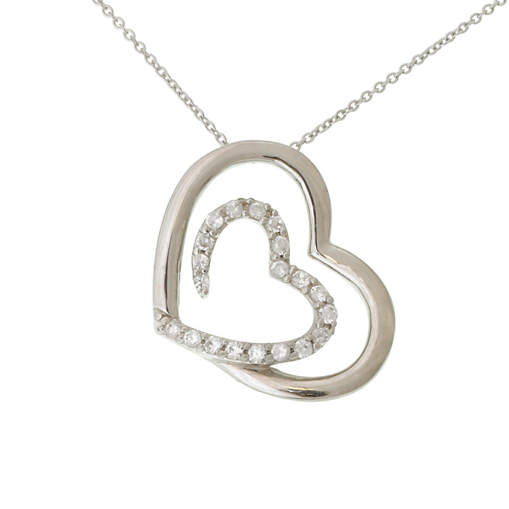 """Your In My Heart"" Necklace"