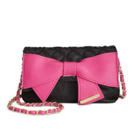 Betsey Johnson's Bow Knot Cross Body