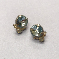 Sorrelli's Regal Round Post Earring