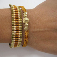Set Of Two Boho Chic Bracelets 5