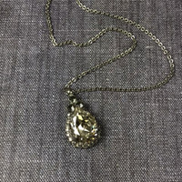 Sorrelli's Sweet Sparkle Crystal Pendant Necklace