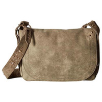 Distressed Gray Steve Madden Frida Shoulder Bag