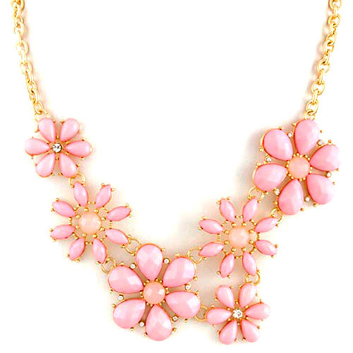 Twiggy Floral Collar 1