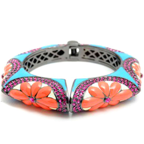Upper East Side Blooming Bangle