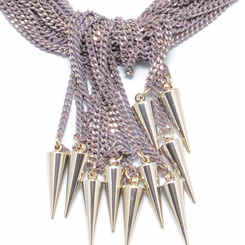 Sugar and Spikes Necklace 1