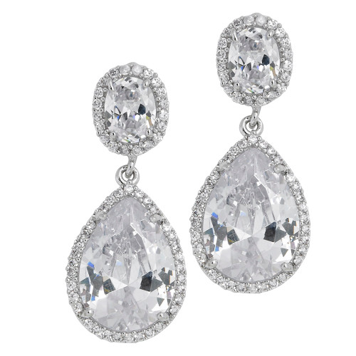 The Princess's Pear Earring