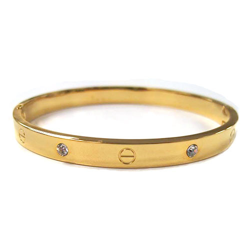 Everlasting Love Bangle Bracelet