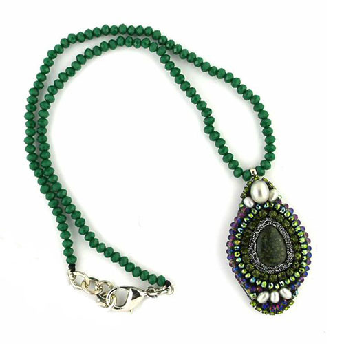 Majestic Green Pendant