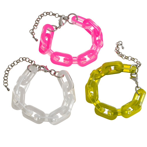 Resin Linked Bracelets B