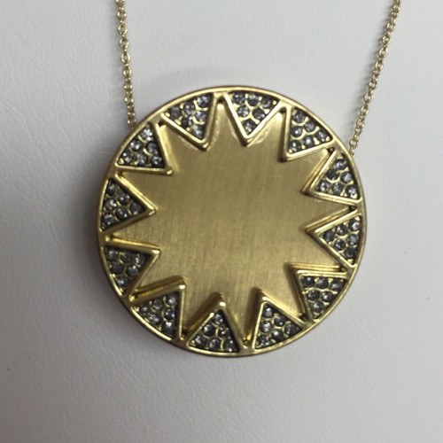 Mini Earth Metallic House of Harlow Sunburst