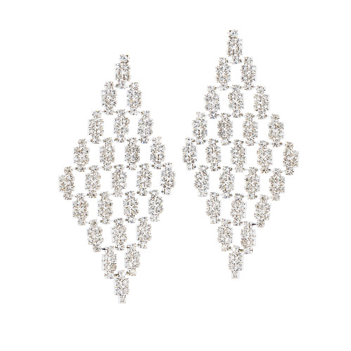 Diamonds in a Diamond Earring 2
