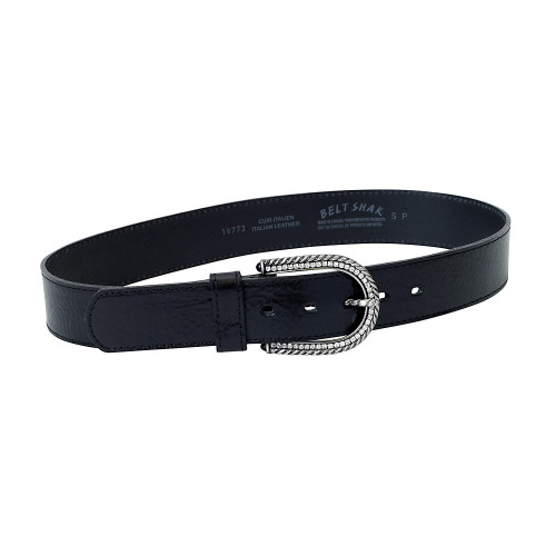 Rope Twist Buckle Belt