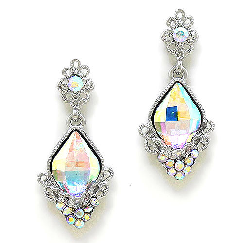 AB Firecracker Illuminating Drop Earring