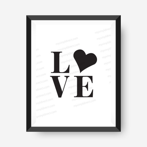Love Stack Digital File