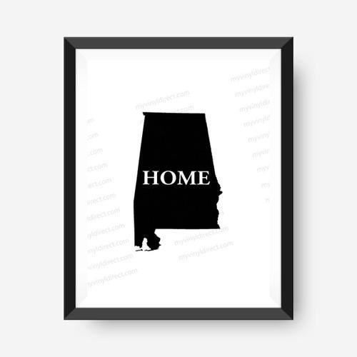 Alabama Home Digital File