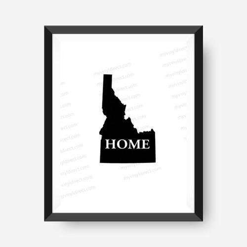 Idaho Home Digital File