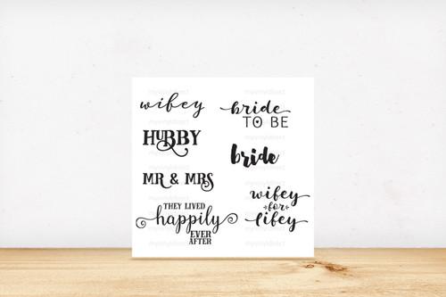 The Wedding Digital File