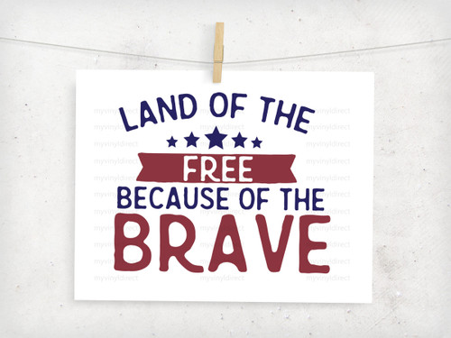 Land of the Free Digital File