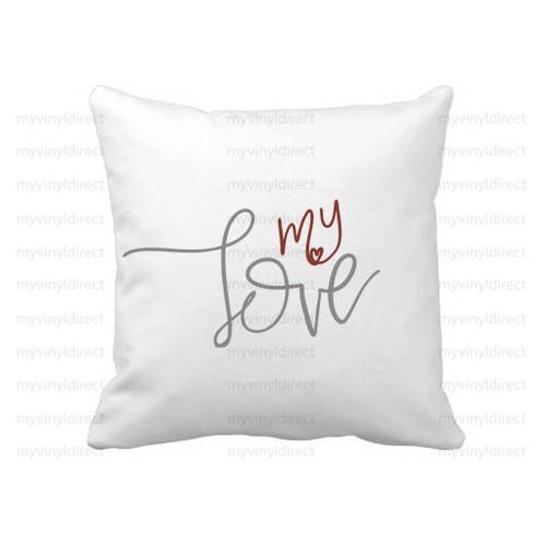 My Love Digital File