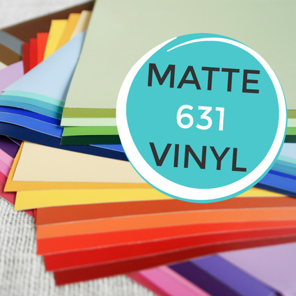 Matte Vinyl Oracal 631 My Vinyl Direct