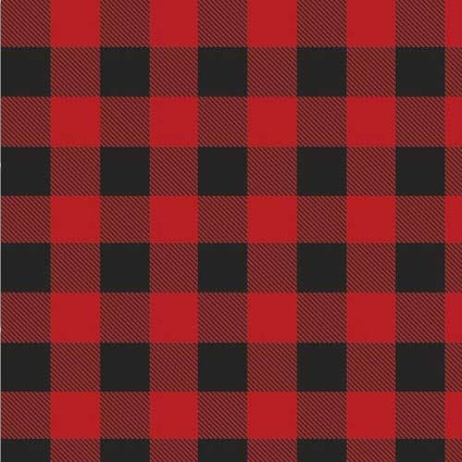 Red Buffalo Plaid Heat Transfer Vinyl My Vinyl Direct