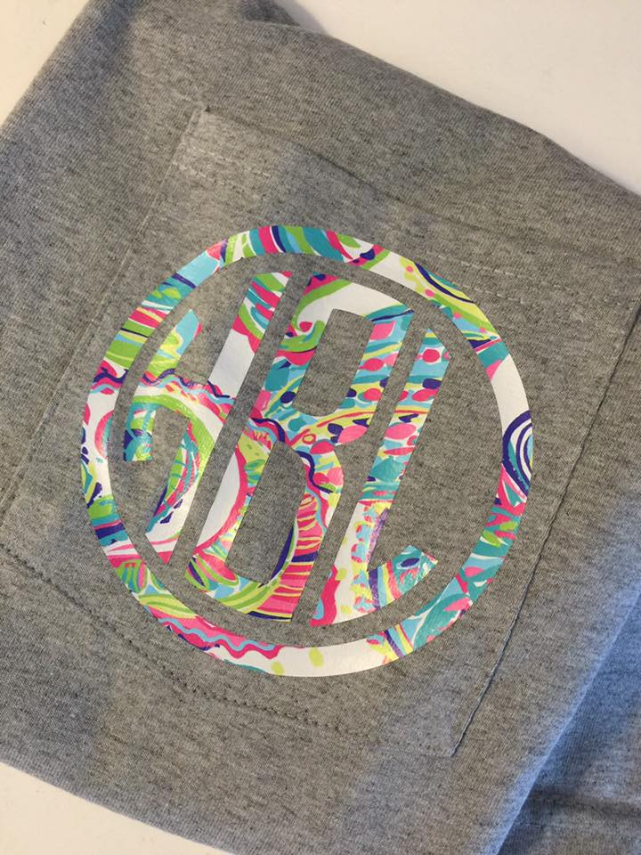 Lilly Heat Transfer Vinyl My Vinyl Direct