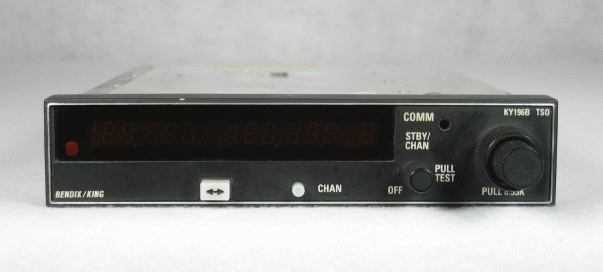 COMM Transceiver with 8.33 kHz tuning