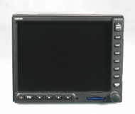 GMX-200 Multi-Function Display / Moving Map with Traffic and Radar Closeup
